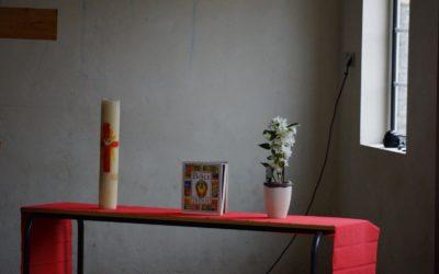 Célébration du Jeudi Saint 2016