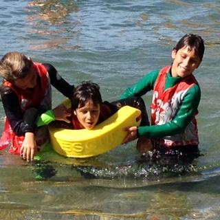 Sauvetage côtier CM2