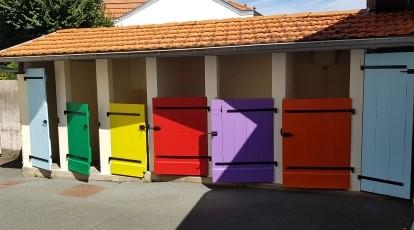 Des jolies toilettes !