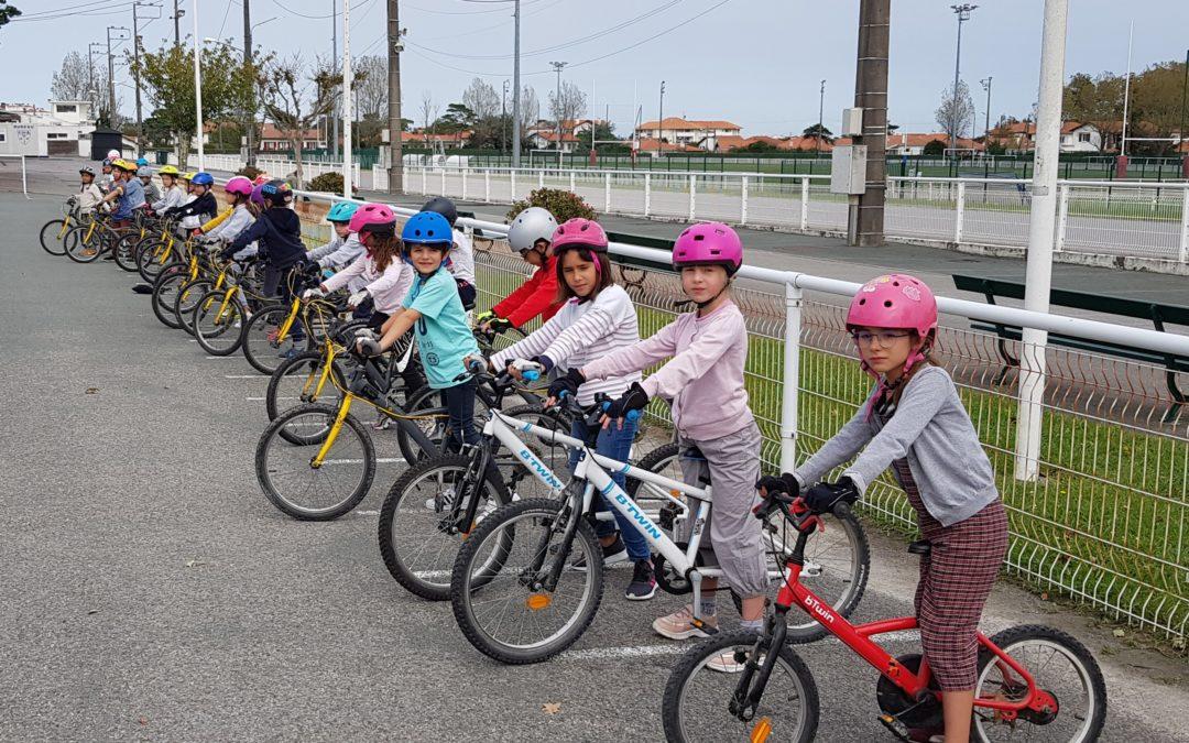 Vélo CE1
