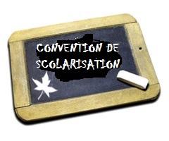 CONVENTION DE SCOLARISATION