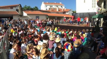 fête de l'école 2017